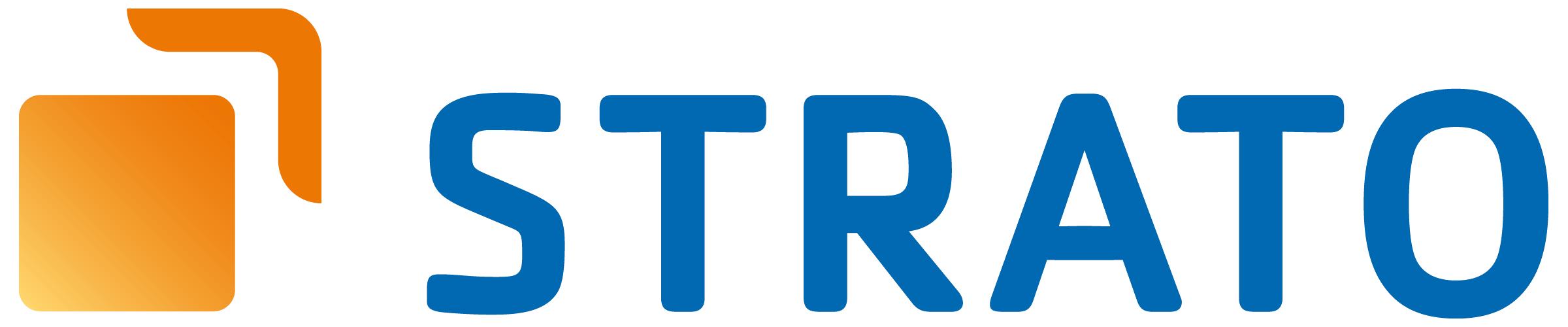 Logo der STRATO AG