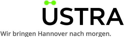 Logo der ÜSTRA Hannoversche Verkehrsbetriebe Aktiengesellschaft