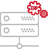 Symbolbild als Illustration für ERP Services