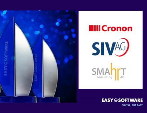 EASY Software AG Award für Cronon